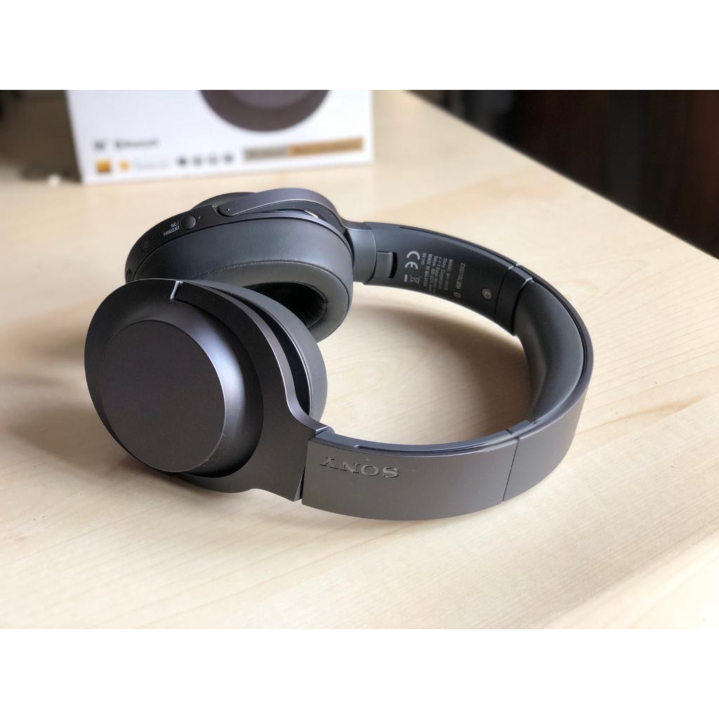 Tai nghe Bluetooth SONY WH H900N ( WH-H900n ) Chống ồn mạnh - Hàng Chính Hãng