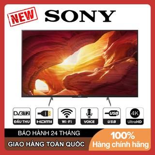 Smart Tivi Sony 49 inch UHD 4K KD-49X8050H Hàng Chính Hãng