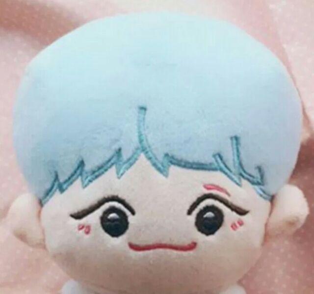 [Order/Kèm quà]DOLL BTS SUGA 20cm dòng icesugi tặng kèm quà
