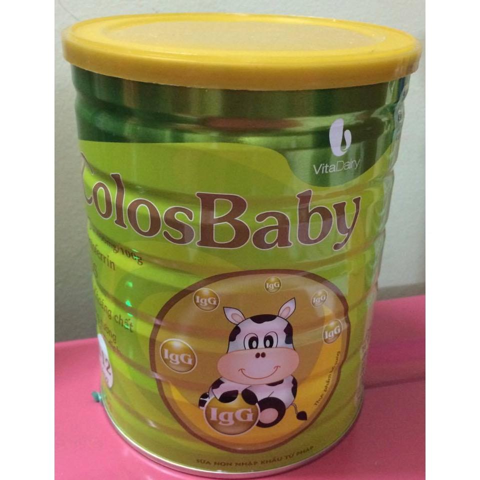 Sữa non ColosBaby 800g - 2502480 , 105847094 , 322_105847094 , 543000 , Sua-non-ColosBaby-800g-322_105847094 , shopee.vn , Sữa non ColosBaby 800g