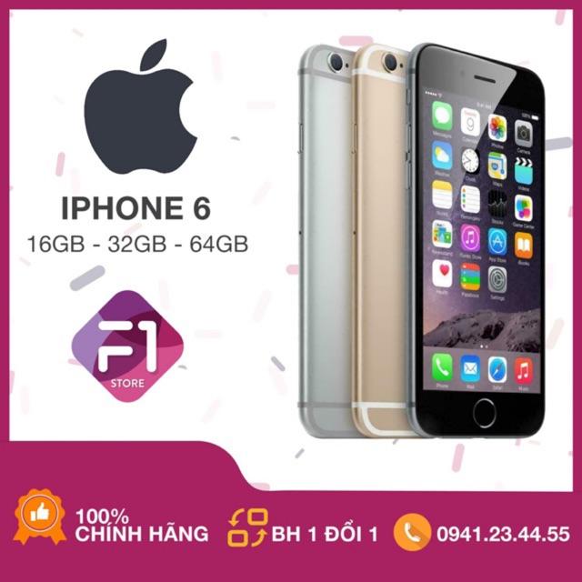 Điện thoại iphone 6 16g/32g/64g Lock và Quốc tế