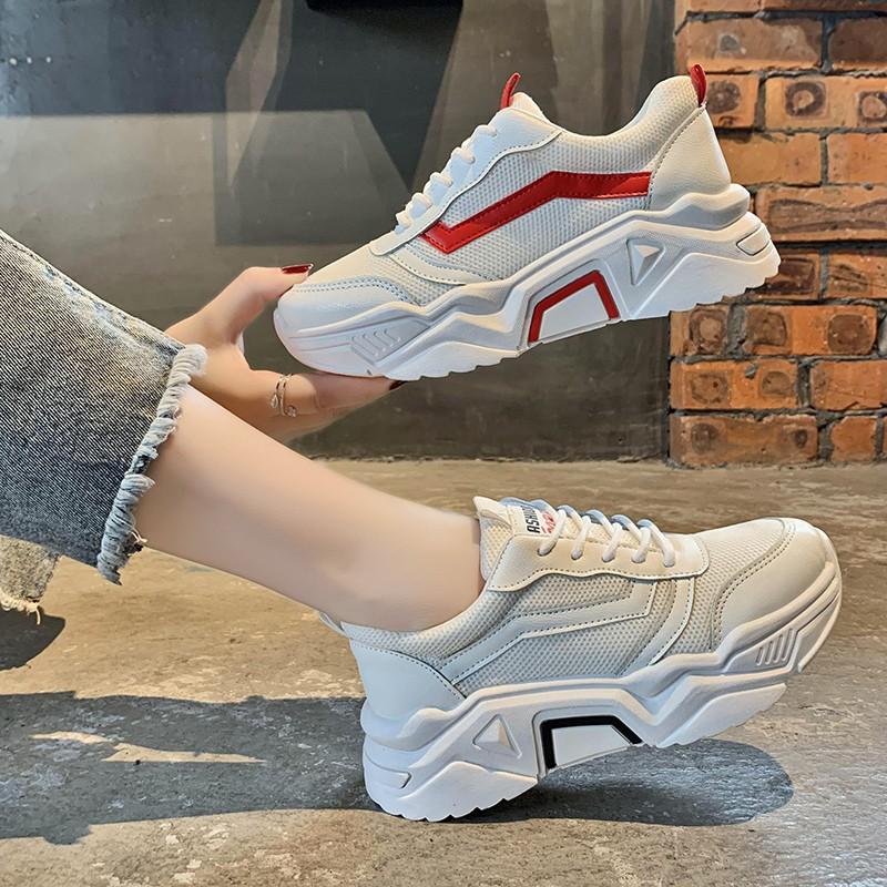 Giày thể thao nữ dạng lưới thời trang năng động