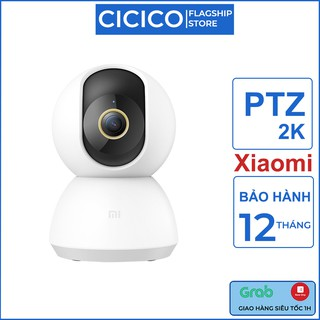 Camera IP giám sát Xiaomi PTZ 2K xoay 360° Bản Quốc Tế