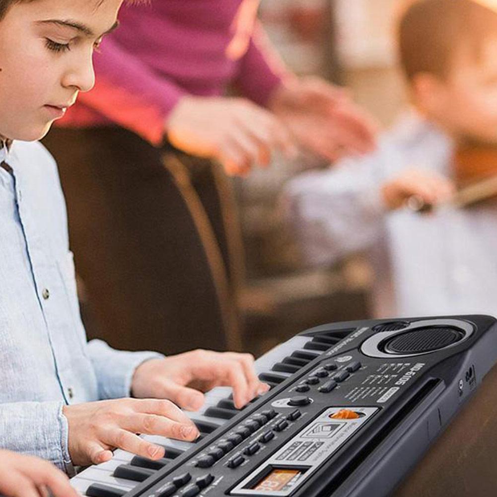 Electric Piano 61 Keys Digital Music Electronic Keyboard