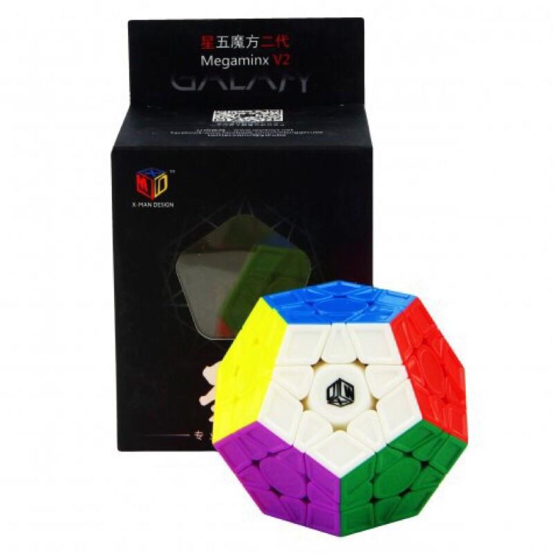 Rubik Qiyi Galaxy Megaminx Stickerless – Rubik Biến Thể