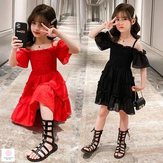 Đầm bé gái 6 tuổi (3 – 12 tuổi)☑️ váy đẹp cho bé gái 10 tuổi☑️ thời trang bé gái size đại 25kg, 30kg, 35kg, 40kg, 45kg
