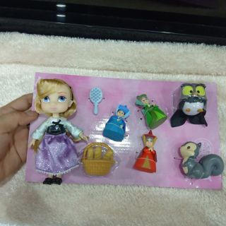 Set búp bê ani mini Disney