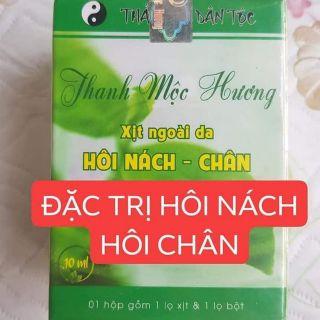[Shopee trợ giá] Hôi Nách_Chân Thanh Mộc Hương