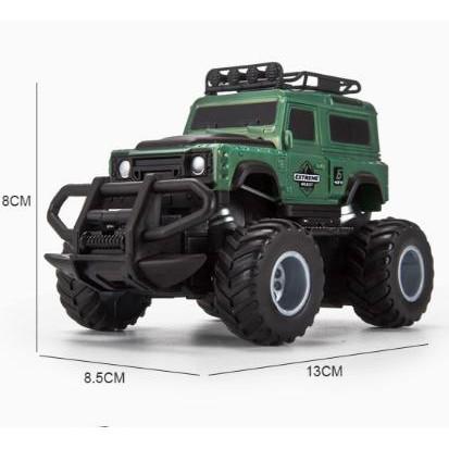 [4 chiều] Ô tô điều khiển từ xa - Xe địa hình