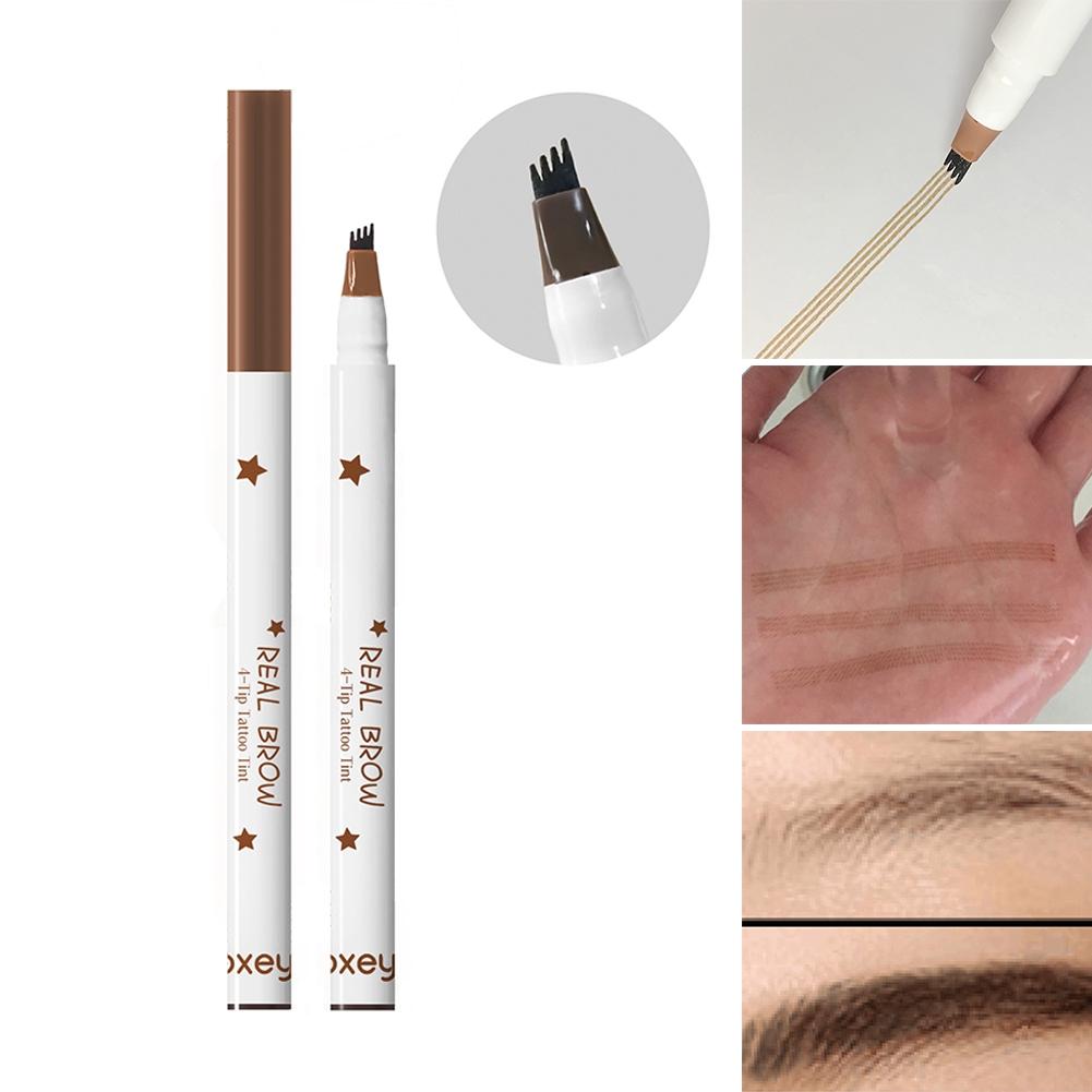 Eyebrow Pencil Pen Party Cosmetics Long-lasting Makeup Sweat-proof Eye Brow Liner Fabala Waterproof