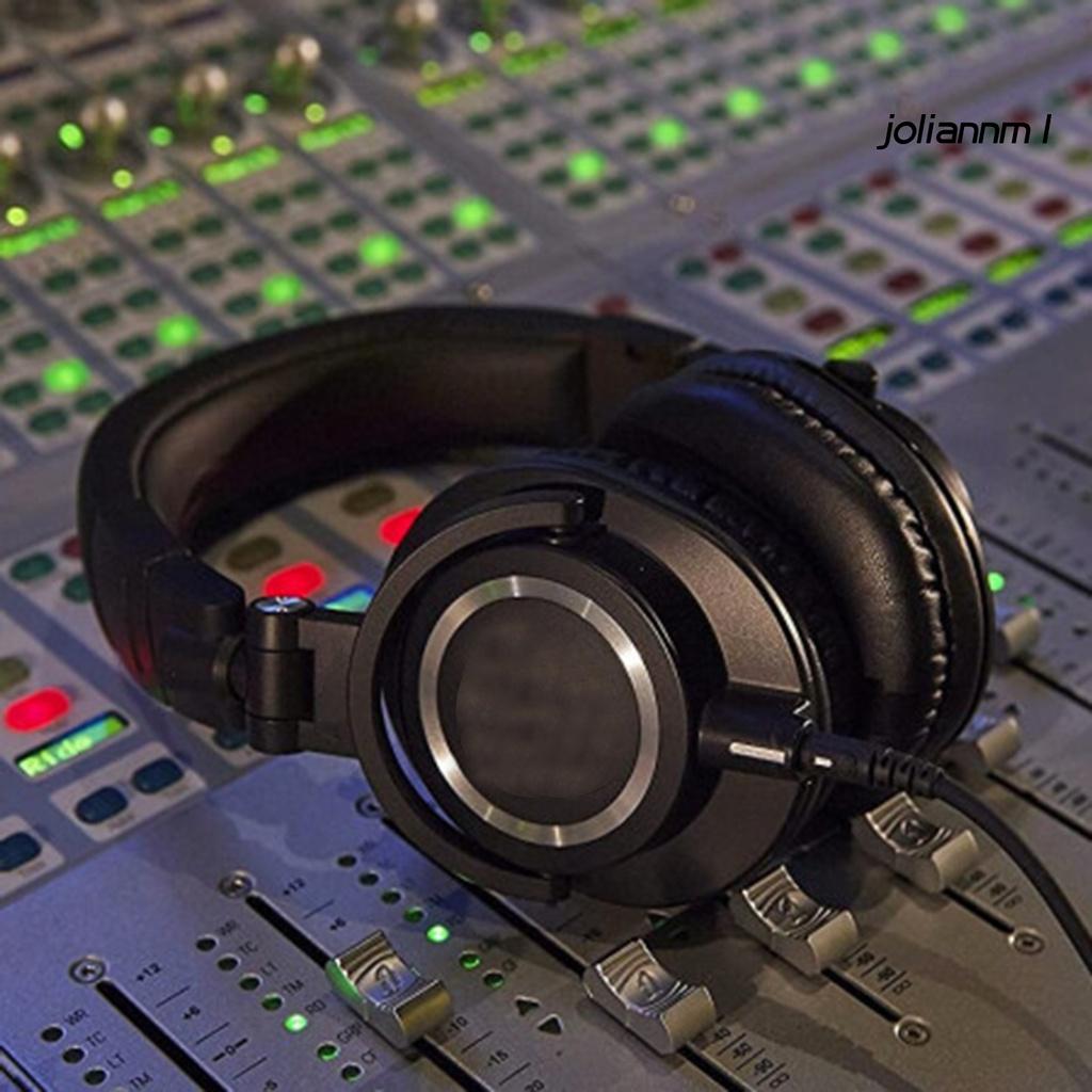 Miếng Đệm Tai Nghe Bằng Xốp Giả Da Cho Audio Technica Ath-Sr5 Ath-Sr5Bt