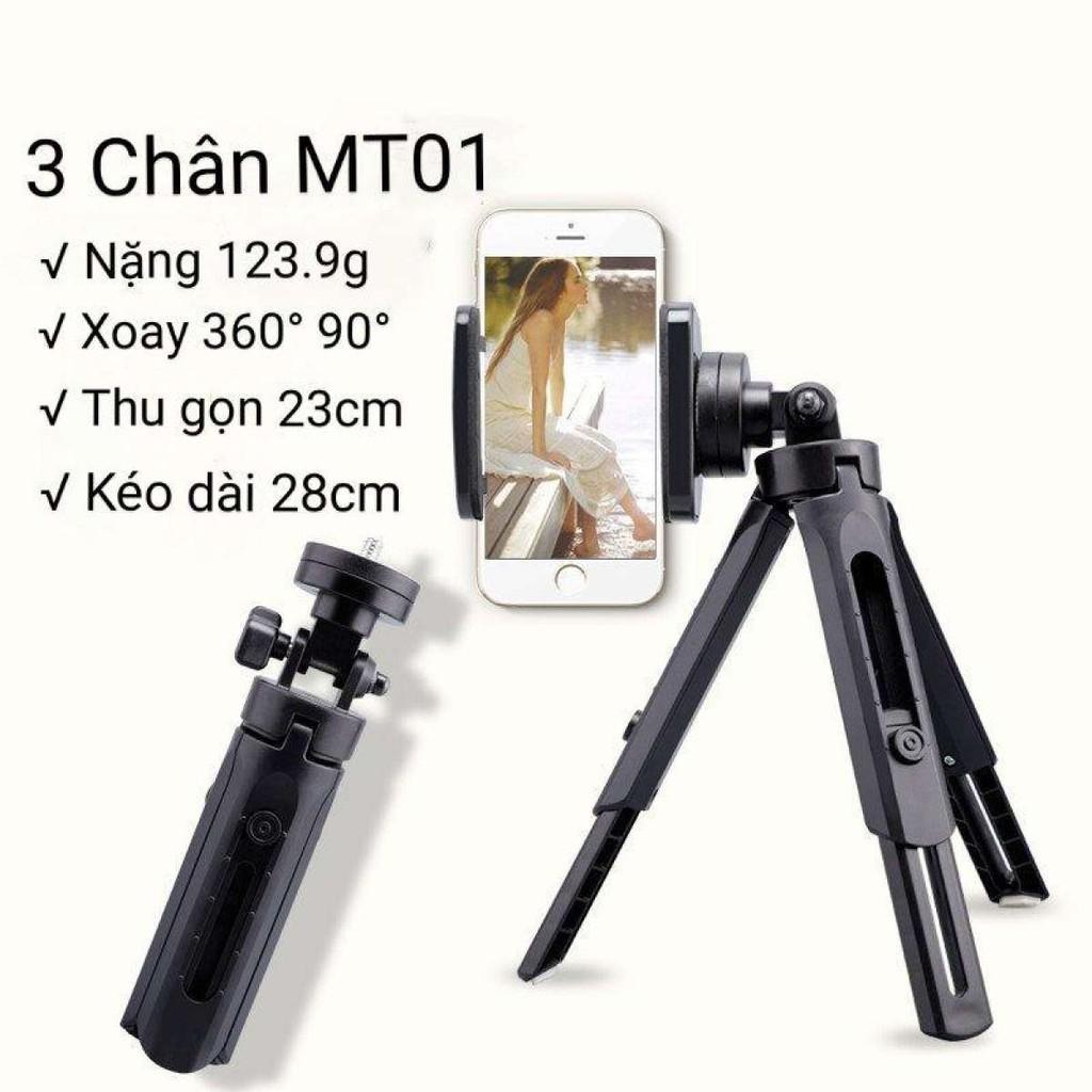 GIÁ ĐỠ ĐT 3 CHÂN TRIPOD SUPPORT MT01 XOAY 360 ĐỘ | Shopee Việt Nam