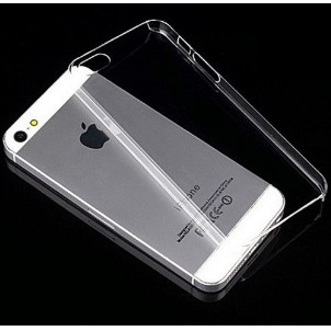 Ốp dẻo trong cho Iphone 5 & 5S - Ốp Lưng Trong Suốt