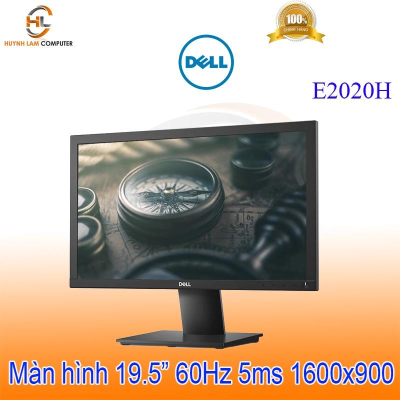 [Mã ELMIDNIGHT giảm 7% đơn 2TR] Màn hình máy tính 19.5inch LCD Dell E2020H (1600 x 900/TN/60Hz/5 ms) - Hãng phân phối