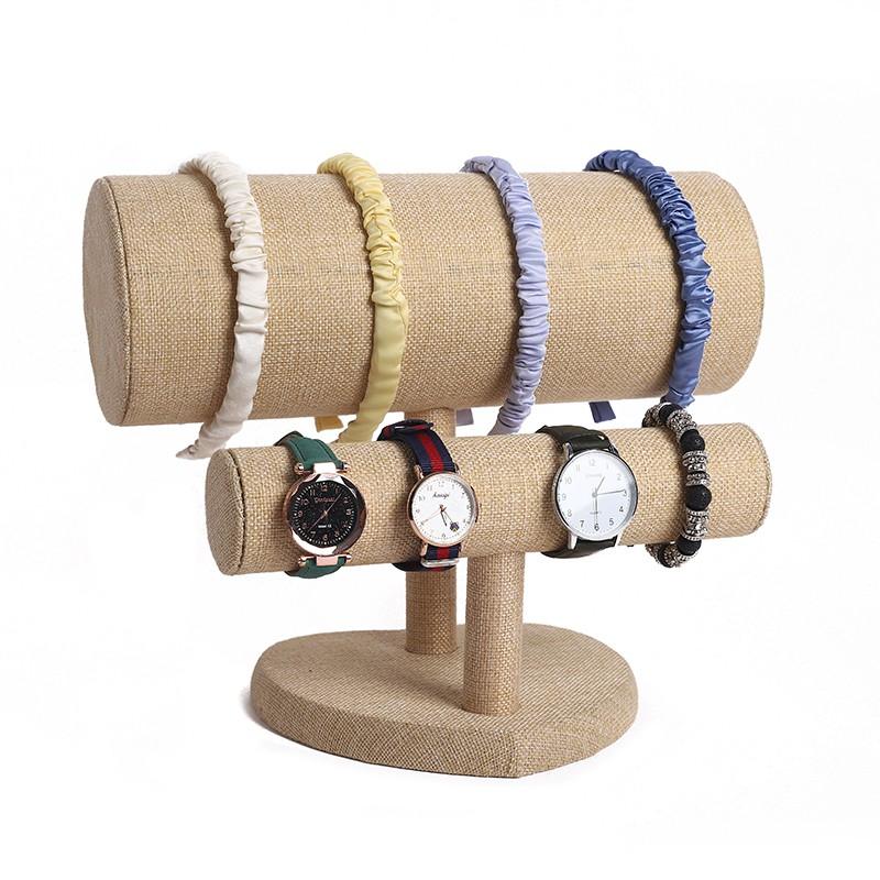 Cloth Jewelry Holder Headband Card Holder Hair Band