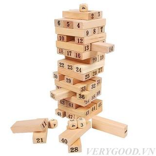 Trò chơi rút gỗ 54 thanh, happy_shop_92 XĐa Năng