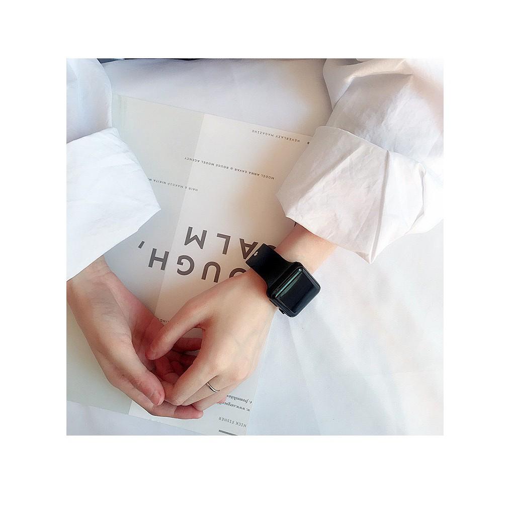 Đồng hồ nam nữ thời trang thông minh Led giá rẻ DH71 siêu yêu