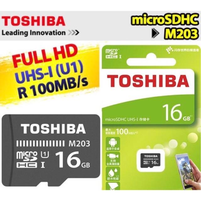 Thẻ Nhớ MicroSD 16G TOSHIBA Class10 - 100MB/S - 2459808 , 1272661677 , 322_1272661677 , 99000 , The-Nho-MicroSD-16G-TOSHIBA-Class10-100MB-S-322_1272661677 , shopee.vn , Thẻ Nhớ MicroSD 16G TOSHIBA Class10 - 100MB/S