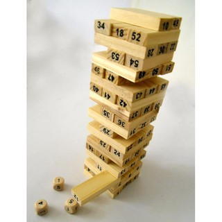 [CỰC RẺ] đồ chơi rút gỗ thông minh cho bé