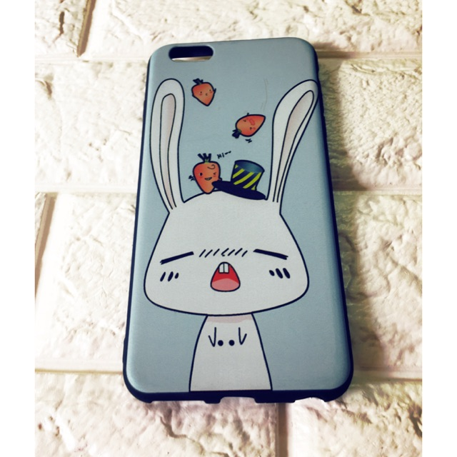 Ốp thỏ 6s+ / 6 +