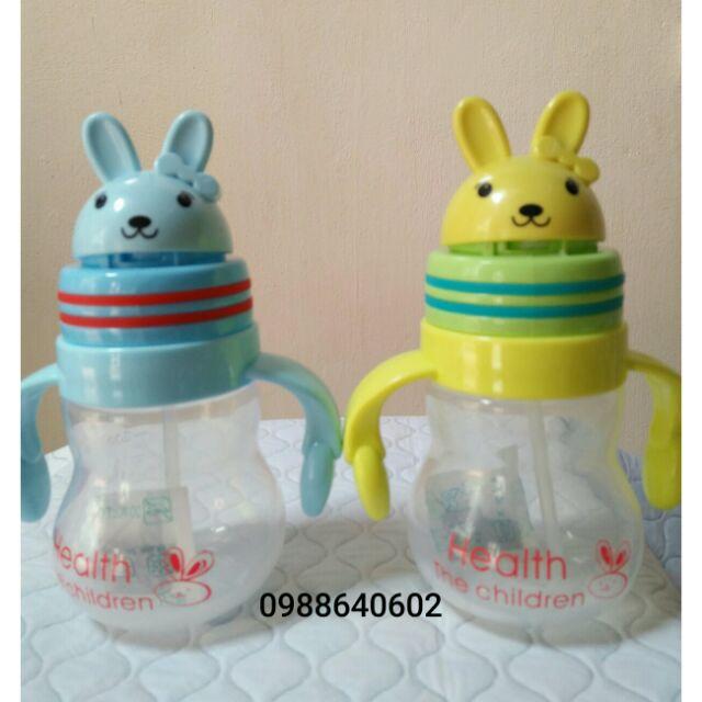 Bình uống nước cho bé từ 8-36 tháng tuổi (sỉ, lẻ)
