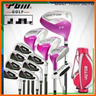 Bộ Gậy Golf Nữ Full 12 cây và túi gậy đi kèm thumbnail