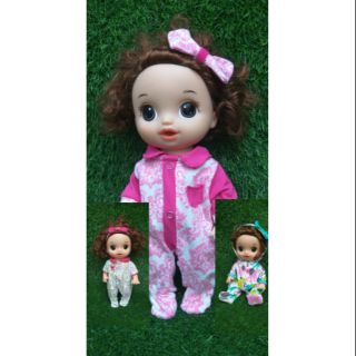 Quần áo baby alive 27_32cm