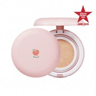 SKINFOOD Peach Cotton Blur Cushion SPF50+ PA+++ thumbnail