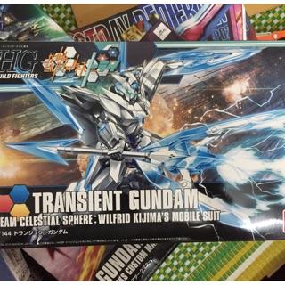 Bộ mô hình HGBF Tránient Gundam
