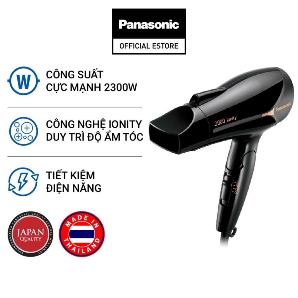Máy Sấy Tóc Ionity Panasonic EH-NE65-K645 - Sấy Ion Bảo Vệ Tóc & Tăng Độ Bóng Mượt