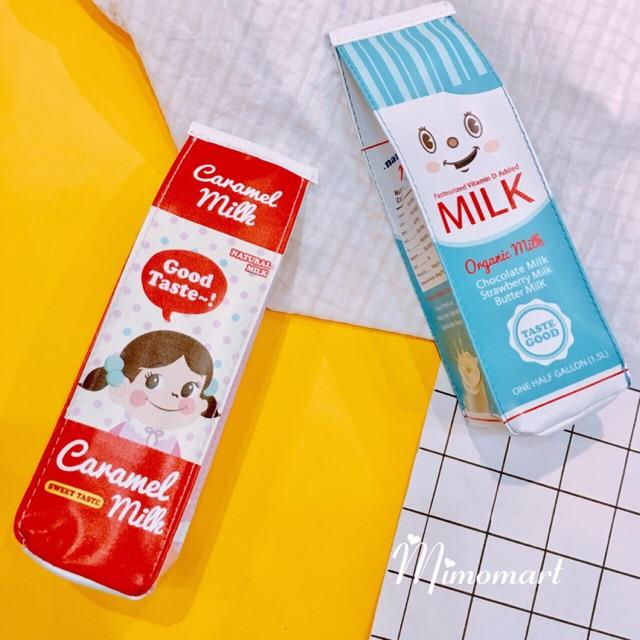 Hộp bút sữa
