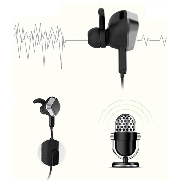 Tai nghe Bluetooth V4.1 Remax RB-S2 (Đen)
