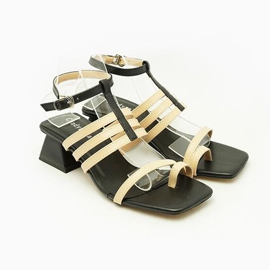 Giày sandal cao gót Cindydrella c277 nhiều màu