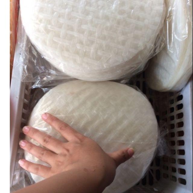 bánh tráng gạo nhúng ( nướng)