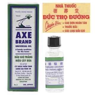 Dầu Cây Búa Trắng  AXE Brand ĐTĐ