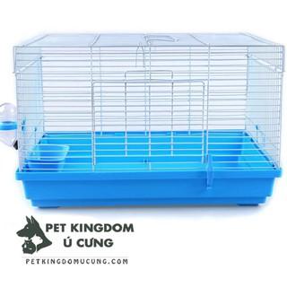 Lồng hamster ngăn đôi big size thumbnail