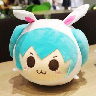 [ Hatsune Miku ] Búp bê mochi Hatsune Miku vocaloid siêu xinh ( ảnh thật )