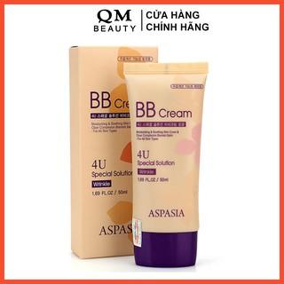 Kem nền Aspasia BB Cream 4U Special Solution Wrinkle chống nhăn thumbnail