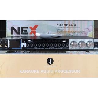 Vang cơ chống hú NEX FX20 Plus.Vang cơ NEX FX20 plus.