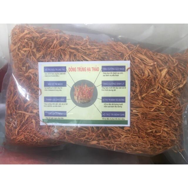 Hoa Đông Trùng hạ thảo khô 100g