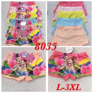 Chuyên Sỉ: Quần Chíp cho bé gái mặc váy đi bơi mùa hè Công chúa (Hàng mới về, đủ mẫu, đủ size)