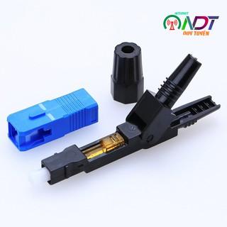 🍁 Đầu kết nối Quang Fast Connector SC UPC