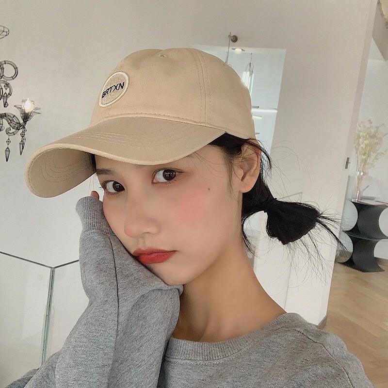 [Mã FAMAYMA giảm 10K đơn 50K] Mũ lưỡi trai cao cấp phong cách Hàn Quốc