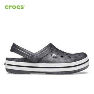 Giày unisex CROCS Crocband Cardio Wave Clog - 206474-02W thumbnail