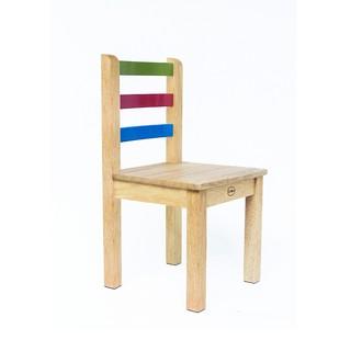 Đồ chơi gỗ Winwintoys - Ghế lưng thanh 3 màu 68993