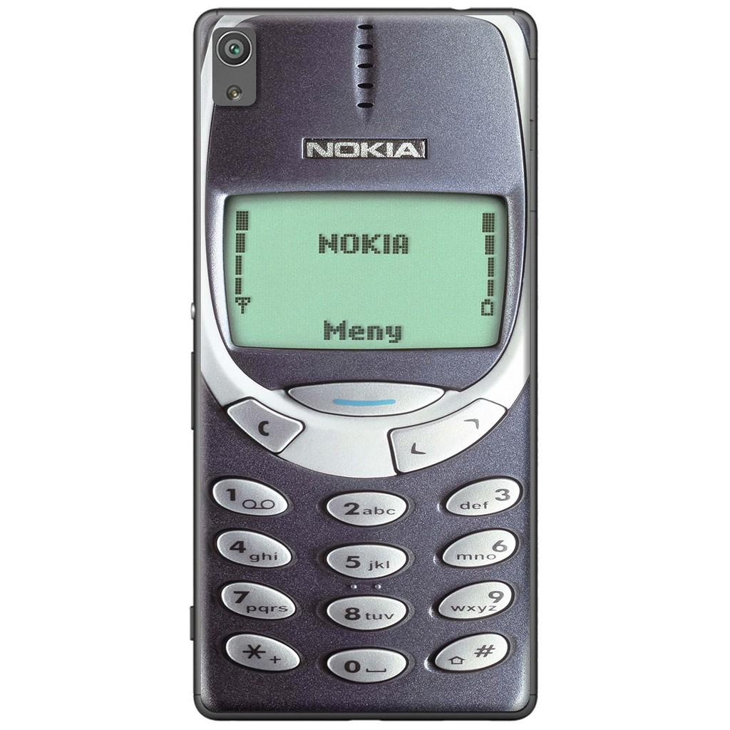 Ốp lưng Sony X,XA,XA Ultra 3310 classic