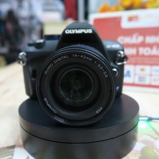 Máy ảnh Olympus E-420 kèm ống kính 14-42 thumbnail