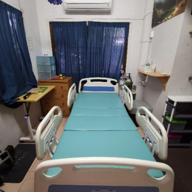เตียงผู้ป่วยปรับไฟฟ้า