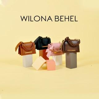 Áo Thun In Hình Willona Behel Thời Trang Năng Động | (Hàng Mới Về) Hộp Quà Tặng Xinh Xắn Chất Lượng Cao