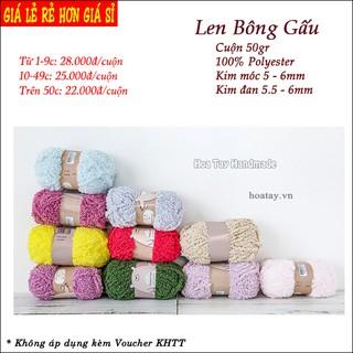 Len Bông Gấu thumbnail